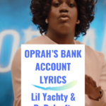 Oprah's Bank Account Lyrics