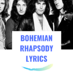 Bohemian Rhapsody Lyrics